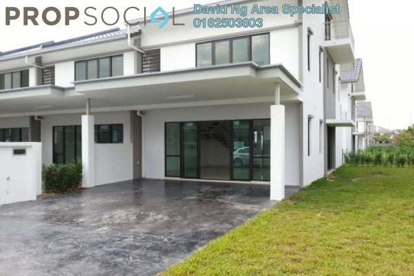 For Rent Terrace at Ken Rimba, Shah Alam Freehold Unfurnished 4R/3B 2.4k