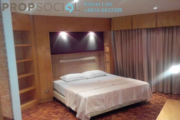 For Rent Condominium at Villa Flora, TTDI Freehold Fully Furnished 2R/2B 3k