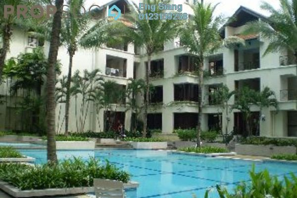 For Rent Condominium at Riana Green, Tropicana Leasehold Fully Furnished 2R/2B 2.5千
