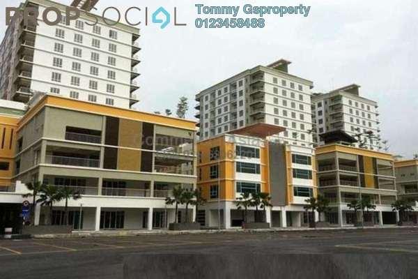 For Rent Apartment at Gaya Bangsar, Bangsar Leasehold Fully Furnished 1R/1B 1.5k