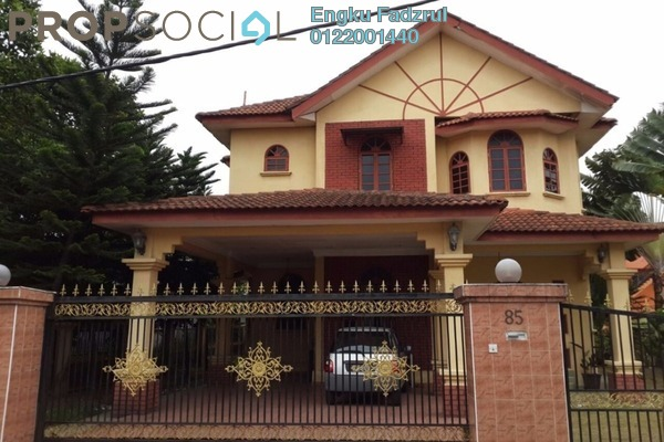 For Sale Bungalow at Kampung Baru Subang, Shah Alam Leasehold Unfurnished 5R/3B 1.1m