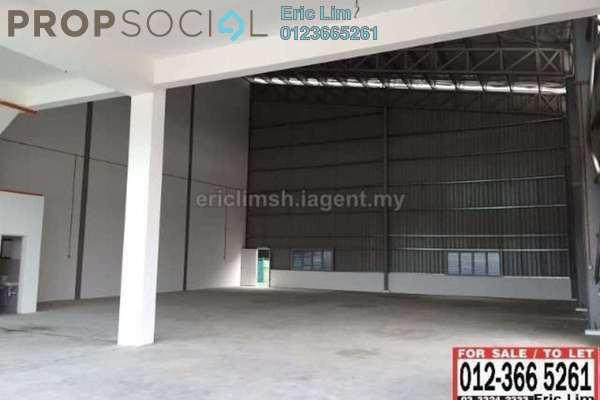For Sale Factory at Taman Meru, Klang Freehold Unfurnished 1R/3B 3.2m