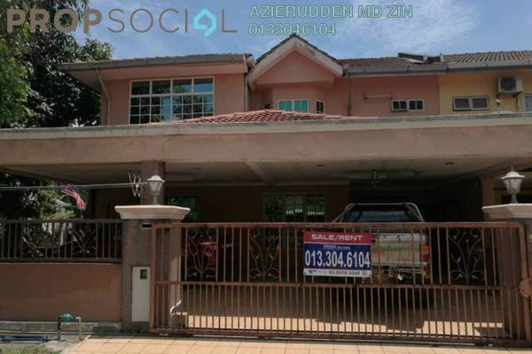 For Sale Terrace at Jalan Tasik Selatan, Bandar Tasik Selatan Freehold Semi Furnished 8R/6B 1.65m