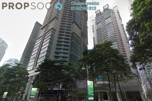 For Rent Condominium at Marc Service Residence, KLCC Freehold Fully Furnished 3R/0B 6k