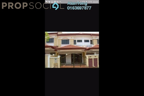 For Sale Terrace at Bandar Damai Perdana, Cheras South Freehold Fully Furnished 4R/3B 720k