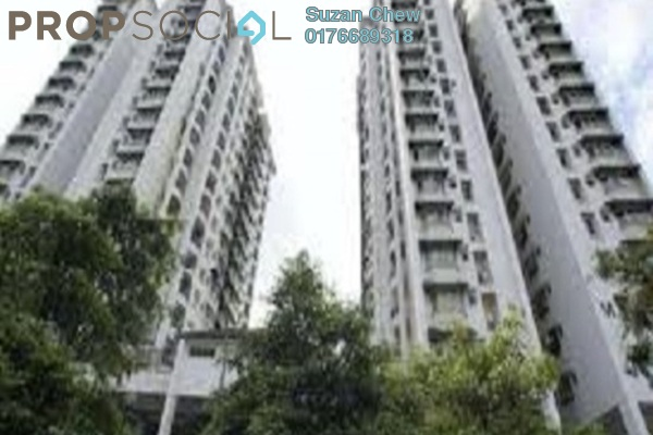 For Sale Condominium at D'casa Condominium, Ampang Leasehold Semi Furnished 3R/2B 360k