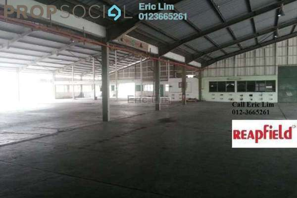 For Rent Factory at Section 15, Shah Alam Freehold Unfurnished 1R/2B 35.3k