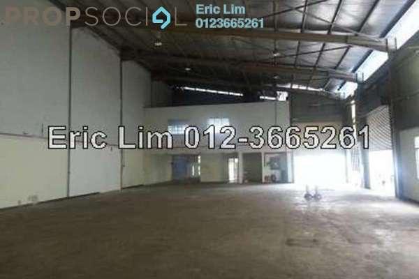 For Rent Factory at Pandamaran Industrial Estate, Port Klang Freehold Unfurnished 2R/2B 12k