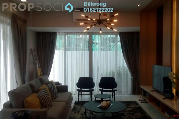For Sale Villa at Elevia Residences, Bandar Puchong Utama Leasehold Unfurnished 3R/4B 1.23m