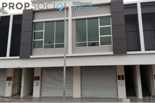 For Sale Shop at Greenwoods @ Salak Perdana, Sepang Freehold Unfurnished 0R/4B 698k