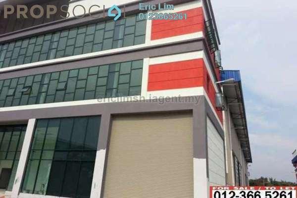 For Rent Factory at Berjaya Park, Shah Alam  Unfurnished 1R/6B 40.4k
