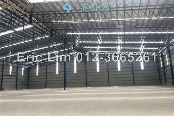 For Rent Factory at Pulau Indah Industrial Park, Port Klang Leasehold Fully Furnished 1R/4B 180k