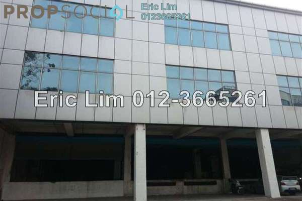 For Rent Factory at Hicom Glenmarie, Glenmarie Freehold Unfurnished 1R/2B 132k
