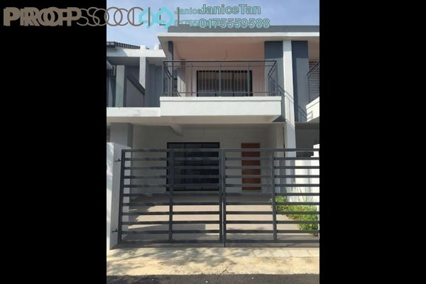 For Sale Superlink at Bandar Tasik Puteri, Rawang Leasehold Unfurnished 4R/3B 515k