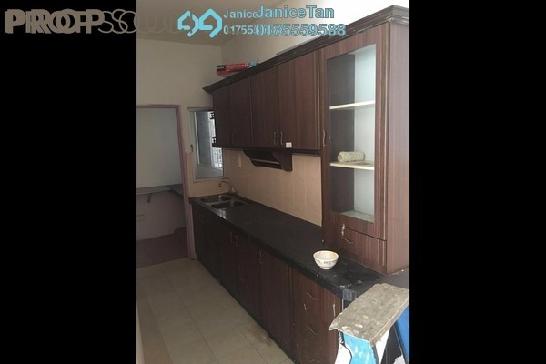 For Sale Condominium at Bayu Villa, Klang Freehold Semi Furnished 3R/2B 258k