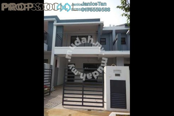 For Sale Superlink at Bandar Tasik Puteri, Rawang Leasehold Unfurnished 4R/3B 480k