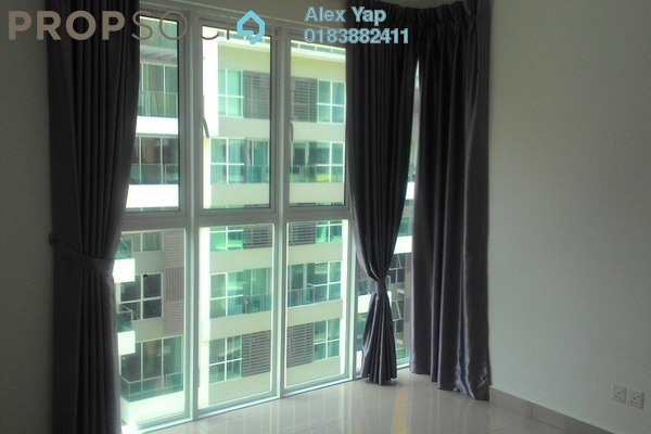 For Rent Serviced Residence at G Residences @ Pacific Place, Ara Damansara Leasehold Semi Furnished 3R/2B 1.9k
