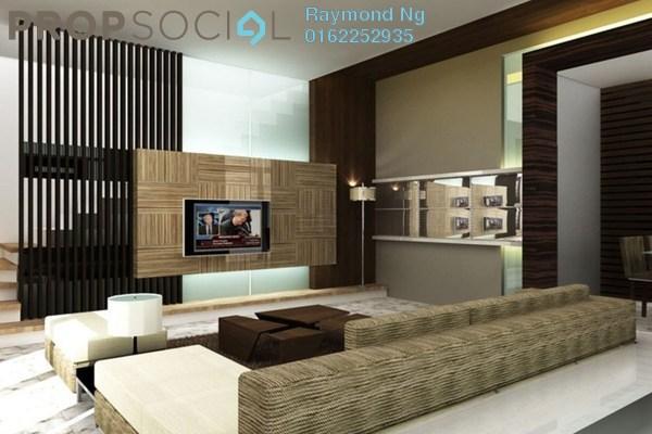 For Sale Terrace at Persada Iklas, Bandar Enstek Freehold Unfurnished 4R/4B 488k