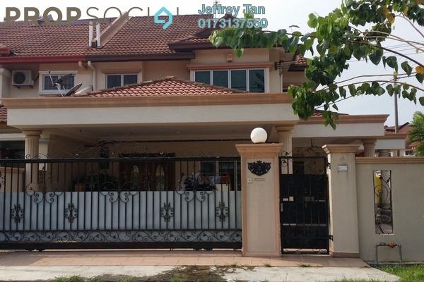 For Sale Semi-Detached at Taman Klang Jaya, Klang Freehold Semi Furnished 4R/4B 800k
