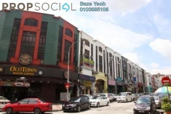 For Rent Shop at Kuchai Entrepreneurs Park, Kuchai Lama Leasehold Semi Furnished 0R/0B 12k