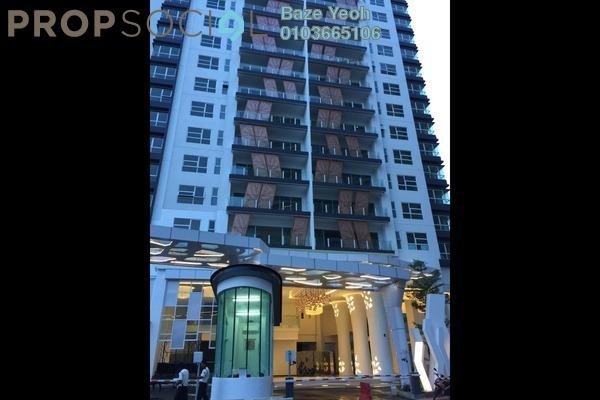 For Rent Condominium at Arte KL, Kuchai Lama Leasehold Semi Furnished 3R/0B 2.4k