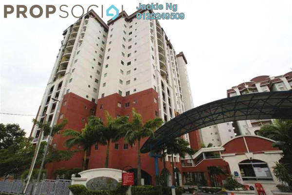 For Rent Condominium at Ketumbar Hill, Cheras Freehold Unfurnished 3R/2B 1.5k