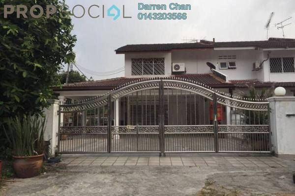 For Rent Terrace at Taman Suria Jaya, Cheras South Leasehold Semi Furnished 3R/3B 1.6k
