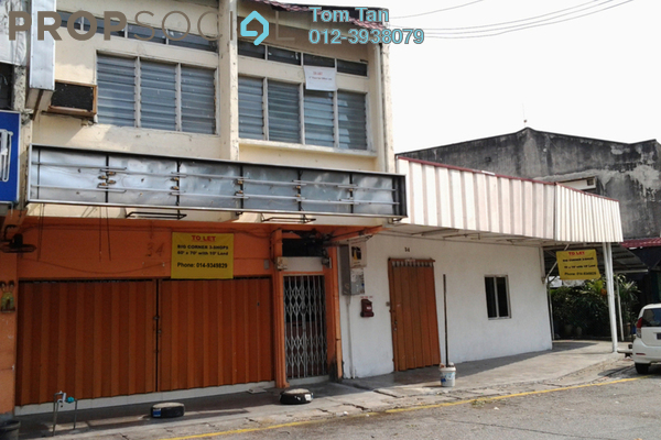 For Rent Shop at Happy Garden, Old Klang Road Freehold Unfurnished 0R/0B 10.5k