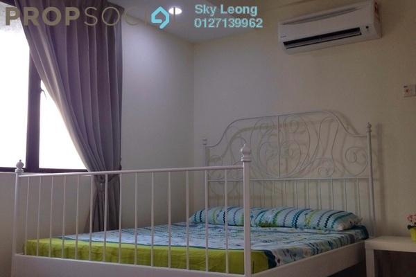 For Sale Condominium at Vista Komanwel, Bukit Jalil Freehold Semi Furnished 3R/3B 628k