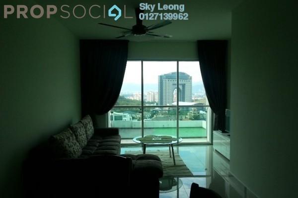 For Rent Condominium at Solaris Dutamas, Dutamas Freehold Unfurnished 2R/2B 4k