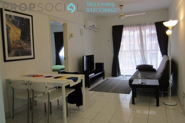 For Rent Condominium at Arena Green, Bukit Jalil Freehold Semi Furnished 3R/2B 1.4k