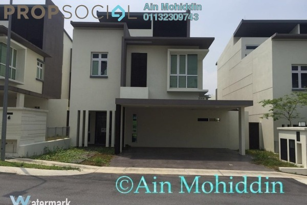 For Rent Bungalow at Tijani Ukay, Ukay Leasehold Semi Furnished 5R/6B 9k