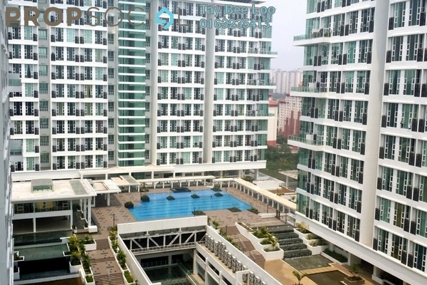 For Sale Condominium at The Scott Soho, Old Klang Road Freehold Unfurnished 1R/2B 490k