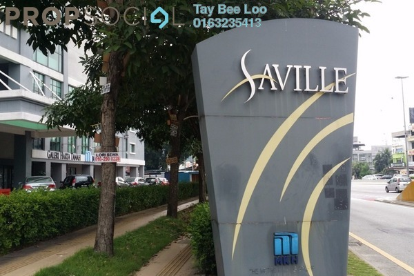 For Sale Condominium at Saville Residence, Old Klang Road Freehold Unfurnished 3R/3B 770k