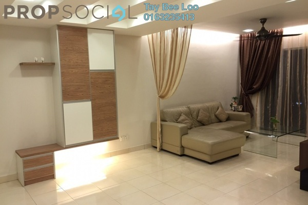 For Sale Condominium at Gembira Park, Kuchai Lama Freehold Semi Furnished 3R/2B 575k