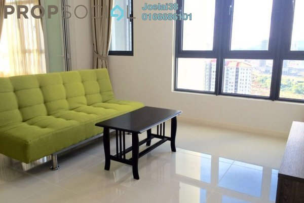 For Rent Condominium at Tropicana Avenue, Tropicana Leasehold Fully Furnished 1R/1B 2.2k