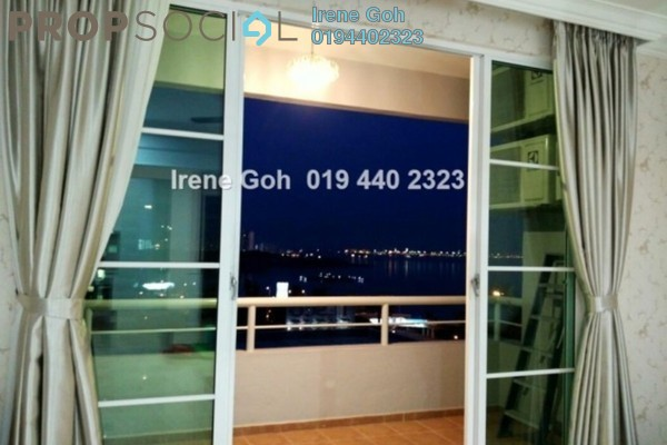 For Rent Condominium at BaysWater, Gelugor Freehold Fully Furnished 3R/3B 3.8k