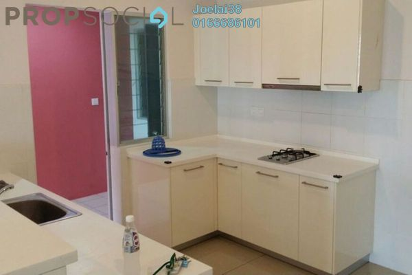 For Rent Condominium at Casa Tropicana, Tropicana Leasehold Semi Furnished 3R/2B 2k