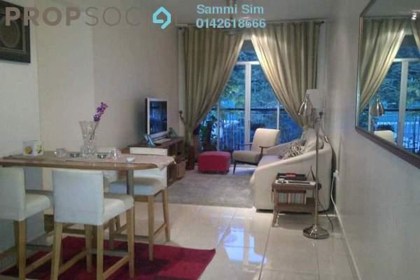 For Rent Condominium at Perdana View, Damansara Perdana Leasehold Fully Furnished 3R/2B 1.85k