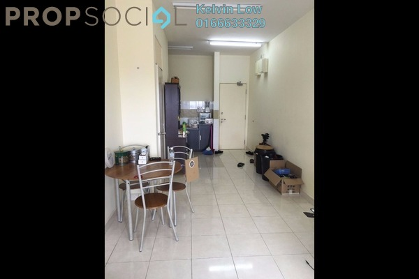For Rent Condominium at Metropolitan Square, Damansara Perdana Leasehold Fully Furnished 1R/2B 1.5k