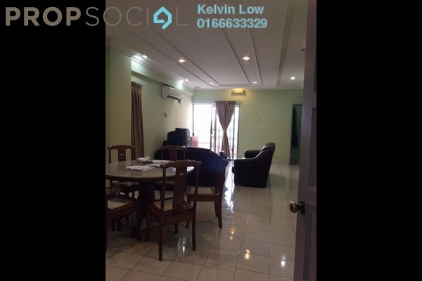 For Rent Condominium at Pelangi Damansara, Bandar Utama Leasehold Fully Furnished 3R/2B 1.75k