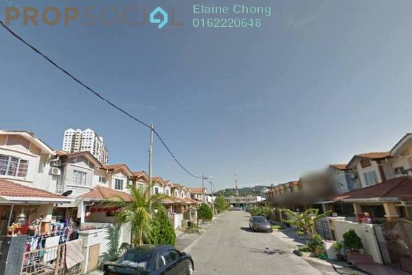 For Sale Terrace at Taman Seri Intan, Ampang Leasehold Semi Furnished 4R/3B 780k