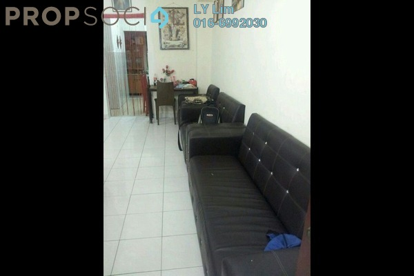 For Sale Terrace at PU8, Bandar Puchong Utama Freehold Semi Furnished 4R/3B 545k