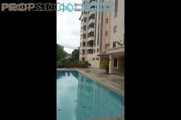 For Rent Apartment at Riviera 3 Apartment, Pandan Indah Freehold Unfurnished 3R/2B 2k