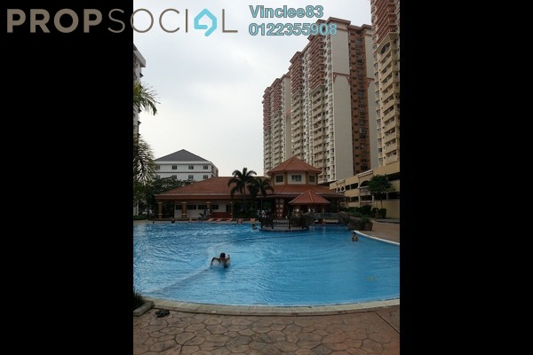 For Rent Condominium at Koi Tropika, Puchong Leasehold Unfurnished 3R/1B 1.3k