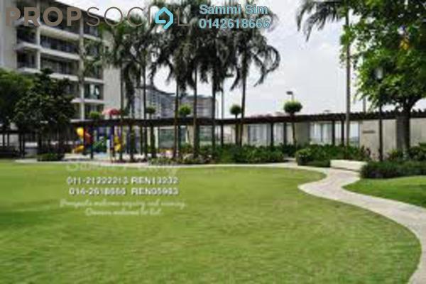 For Sale Condominium at Perdana View, Damansara Perdana Leasehold Semi Furnished 3R/2B 500k