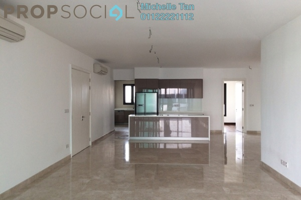 For Rent Condominium at Sastra U-Thant, Ampang Hilir Freehold Semi Furnished 3R/4B 8k
