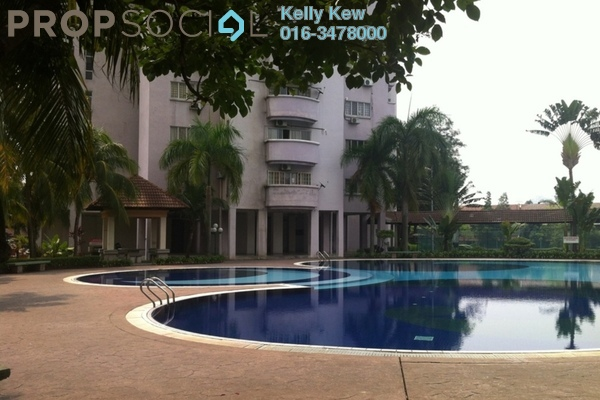 For Sale Condominium at Ridzuan Condominium, Bandar Sunway Leasehold Semi Furnished 2R/2B 360k