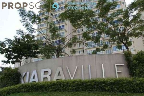 For Sale Condominium at Kiaraville, Mont Kiara Freehold Semi Furnished 4R/1B 1.85m