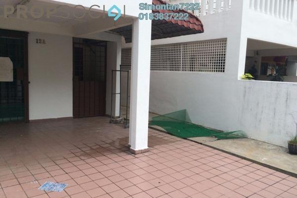 For Rent Terrace at Taman Wawasan, Pusat Bandar Puchong Freehold Semi Furnished 4R/3B 1.8k